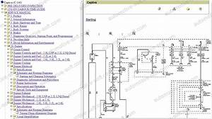 Wiring Diagram Chevrolet Captiva