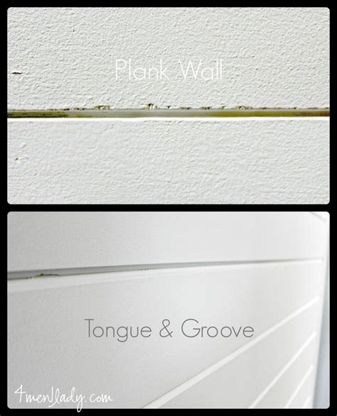 Shiplap Or Tongue And Groove by Considering Doing A Plank Wall Read This Before You Do