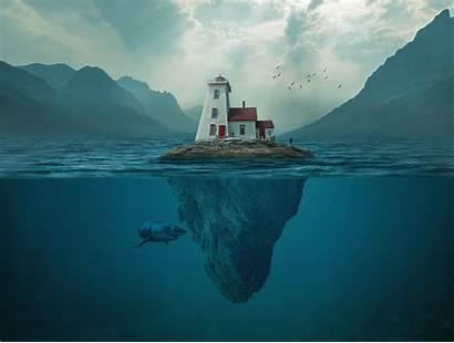 Manipulation Island Dribbble