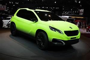 Future 2008 Peugeot : peugeot 2008 concept paris 2012 photo gallery autoblog ~ Dallasstarsshop.com Idées de Décoration