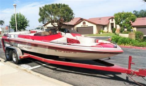 21 Foot Eliminator Boats For Sale by 1990 21 Foot Eliminator Open Bow Power Boat For Sale In Lk