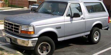 2018 Ford Bronco Release Date, Price, Performance