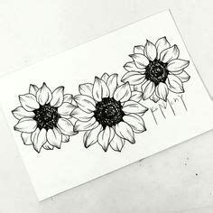 sunflowertattooorganicnaturelineworkoutlinemicronbodyartsouljc tattoos  tattoos