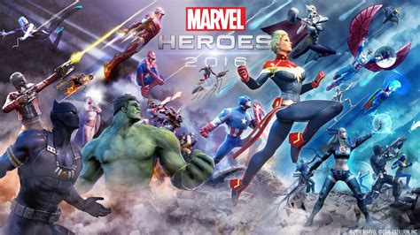 Marvel Heroes 4K Wallpapers | HD Wallpapers | ID #18492