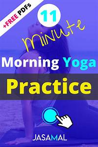 11 Minute Morning Yoga Practice For Beginners In 2020