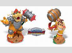 Skylanders to crossover with Nintendo's Amiibo line