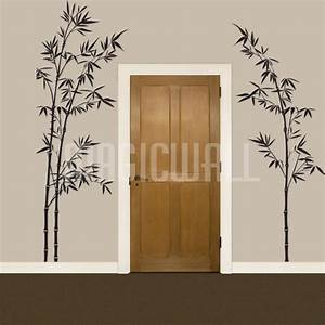 bamboo wall decals 2017 grasscloth wallpaper With bamboo wall decal