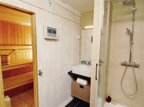 chambre lits jumeaux cottage domaine les bois francs
