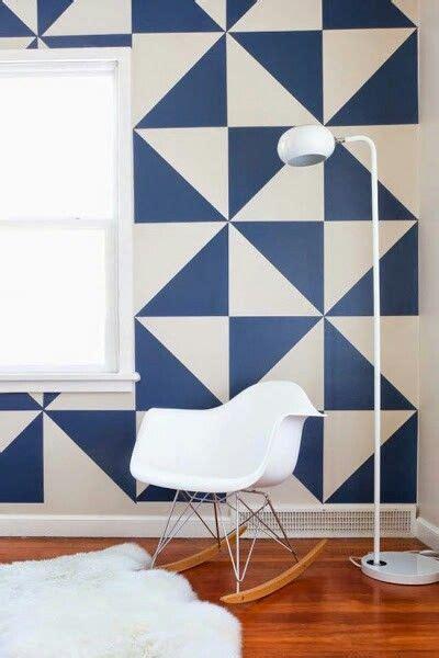 Figuras geometricas Decorar paredes Decorar pared