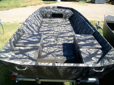 Duck Hunting Rowboat by Aluminum Boats Duck Hunting