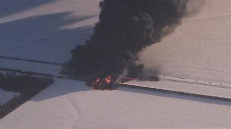 casselton   train fire explosion
