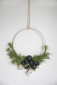 Weihnachtskranz Selber Basteln : so k nnen sie einen weihnachtskranz selber basteln 50 ideen basteln weihnachten ~ Eleganceandgraceweddings.com Haus und Dekorationen