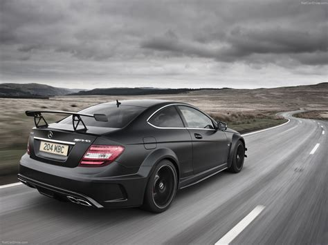 Mercedes-benz C63 Amg Coupe Black Series (2012) Picture