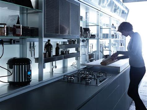 Logica System by Valcucine