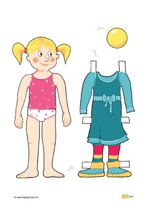 Erwecke die monster zum leben! Anziehpuppen Bastelvorlage - Anziehpuppen 60er Papierpuppen Anziehen Puppen : Oder ihr malt die ...