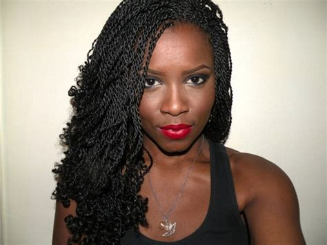 curly senegalese twist styles search hair in