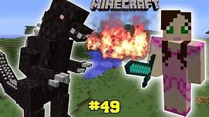 Minecraft: INSANE GODZILLA CHALLENGE [EPS6] [49] - YouTube  Popularmmos