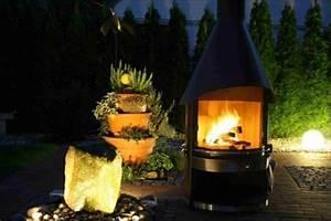 Cheminee D Exterieur Barbecue : poitiers une chemin e barbecue l 39 alternative cologique ~ Premium-room.com Idées de Décoration