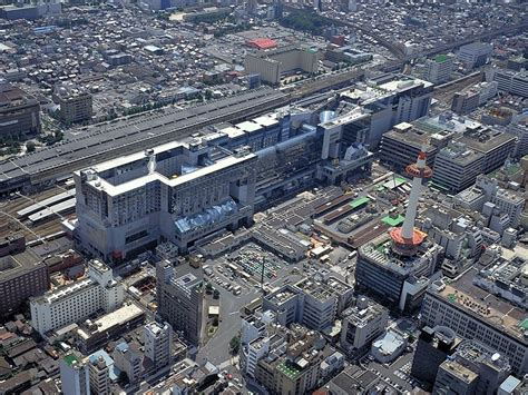 Obayashi Global | Projects | Kyoto Station Building