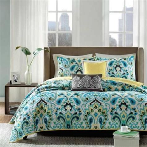Yellow Quilts And Coverlets by