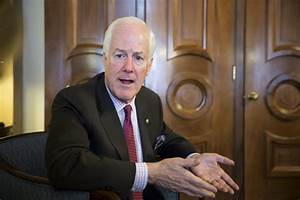 Cornyn a 'peacemaker' as GOP rift on criminal justice ...