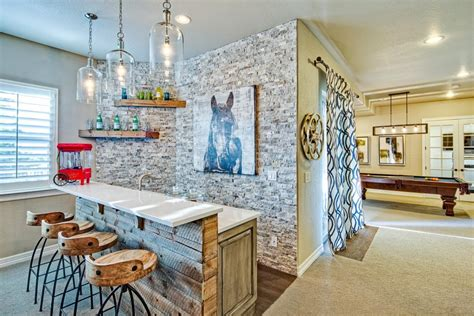 liquor cabinet rustic iron and wood with by home bar ideas 89 design options hgtv