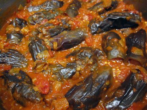 cuisine libanaise aubergine recette libanaise aubergine farcie