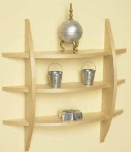 contemporary wall shelf woodworking plan woodworkersworkshop