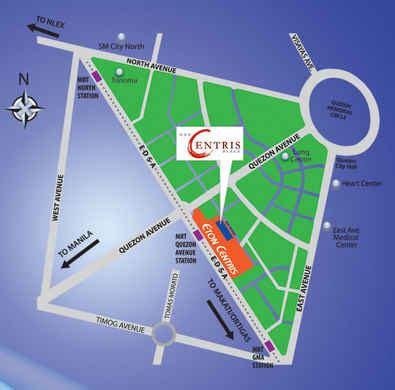 One Centris Place - Manila Phil - Real Estate