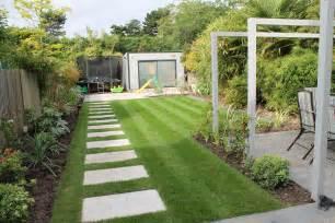 Back Garden Patio by Modern Back Gardens Search Back Garden Garden