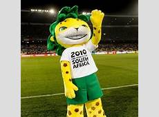 Zakumi, the 2010 FIFA World Cup South Africa™ official