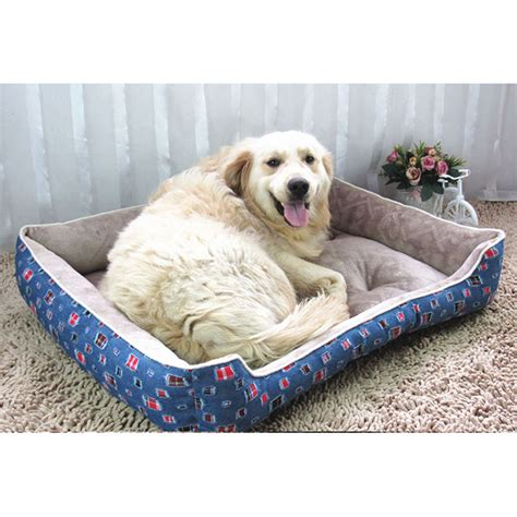 chew proof dog bed durable denim dog beds dog beds and