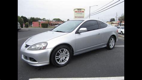 Sold 2006 Acura Rsx Premium Automatic Meticulous Motors