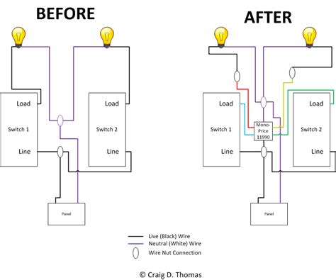 Monoprice Dual Relay Wiring Help Devices