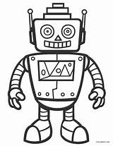 Robot Coloring Pages Robots Printable Drawing Colouring Sheets Cool2bkids Lego Printables Templates Space Cartoon Paper Worksheets Books Roboter Machines Illustration sketch template