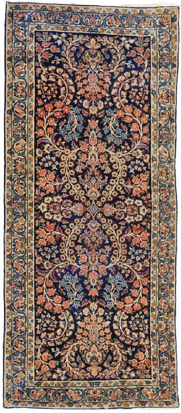 tappeti kirman tappeto persiano kirman dai colori decisi morandi tappeti