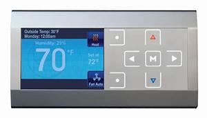 Rheem  U0026 39 Comfort Control 2 U0026 39  500 Series Communicating