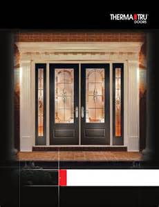 Therma Tru Entry Doors by Therma Tru Door Catalog