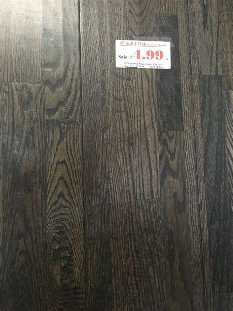 8? Width Oak ? City Grey ? Canada Flooring & Rugs