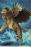 Image result for the 4 beasts of Daniel in the bible