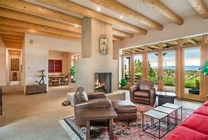 Graceful Santa Fe Style | Santa Fe Real Estate | Sotheby's ...