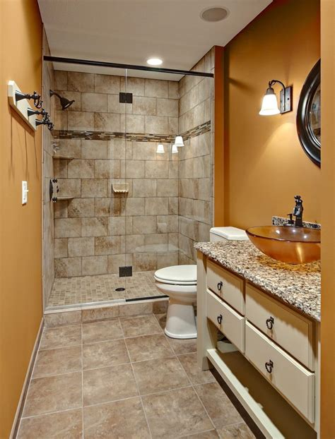 earth tone bathroom designs earth tone tile bathrooms bathroom traditional with grey
