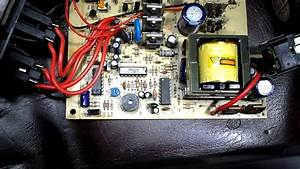 Tripplite Powerverter 300 Watt Inverter Repair  Another