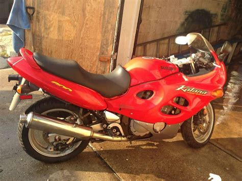 1998 Suzuki Katana by Other Suzuki For Sale Find Or Sell Motorcycles