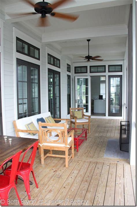 Dream Beach House Floor Plan from Watercolor, Florida