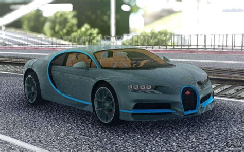Gta 5 real life mod #199 my new 2017 bugatti chiron please help me reach 1000000 subscribers by clicking here. Bugatti Chiron Original for GTA San Andreas