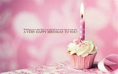 Cupcake Candle Birthday Desktop Wallpapers Cupcakes Happy