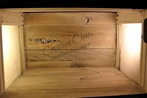 Creative Chaos: DIY Wooden Light Box
