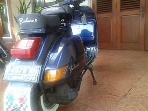 1992 Piaggio Vespa Px150 Exclusive 2