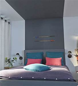 Idee Deco Tete De Lit : 8 petites chambres la d co craquante ~ Melissatoandfro.com Idées de Décoration